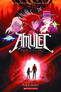 Amulet SC Vol 07 Firelight Image