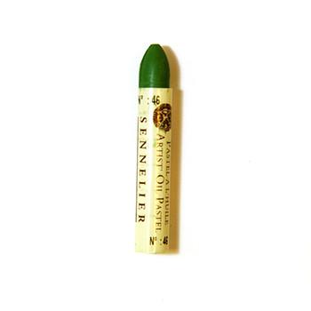 Sennelier Oil Pastel Olive Green