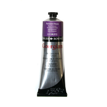 Georgian Oil 75ml Permanent Mauve