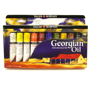 Georgian Oil Introduction Set