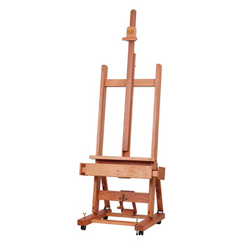 Mabef Studio Easel M04 With Elevation Crank