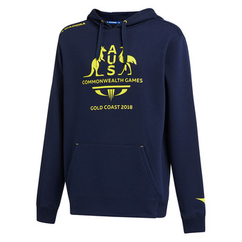 Team Australia Kid's Hooded Sweat Image