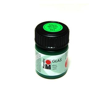 Marabu Glas 15ml Light Green