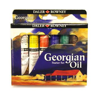 Georgian Oil Starter Set 6x22 ml