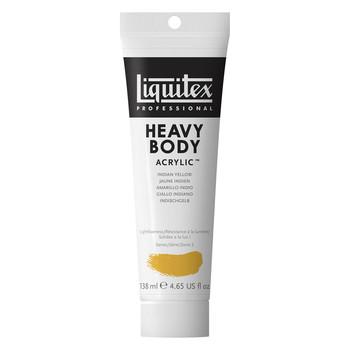 Liquitex Heavy Body Acrylic 59ml Indian Yellow