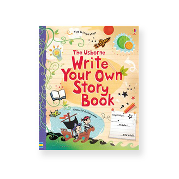 The Usborne Write Your Own Story Book
