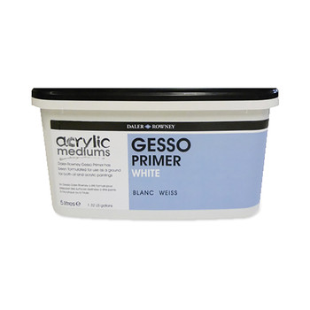 Dr Gesso Primer White 5L