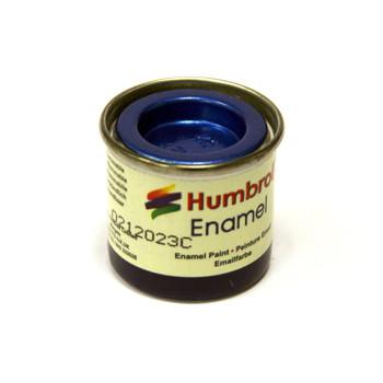 Humbrol Enamel Baltic Blue 14ml