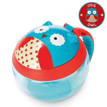 Zoo Snack Cup-Owl