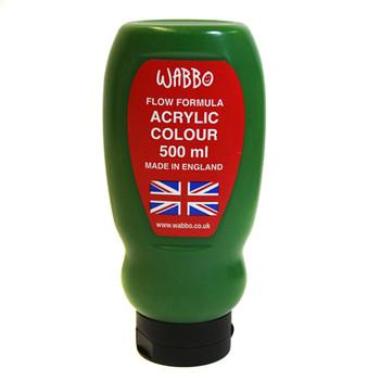 Ocaldo Acrylic Paint 500ml Sap Green