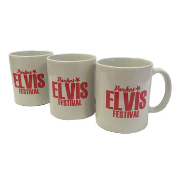 Mug - Elvis Branded