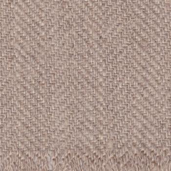 Unprimed Herringbone Linen 500gsm 82in (208cm) Wide 10m
