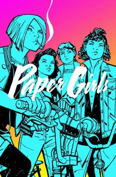 Paper Girls Vol 01 Image