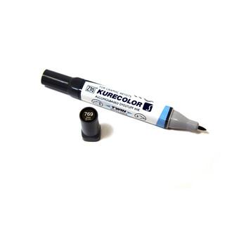 Kuretake KC3000 Graphic Marker Deep Brown