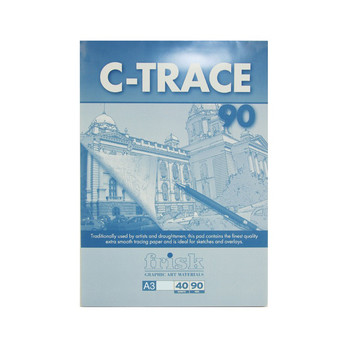 Frisk C-Trace Pad 90gsm A3 Pad