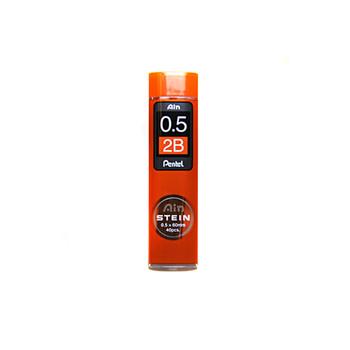 Ain Stein Pentel refill leads 0.5 mm 2B x 40