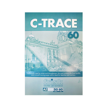 Frisk C-Trace Pad 60gsm A2 Pad