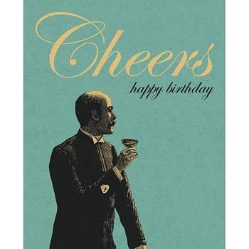 Card - Cheers