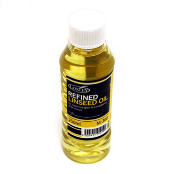 Artists' Refined Linseed Oil 250ml