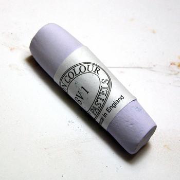 Unison Soft Pastel Blue Violet 1