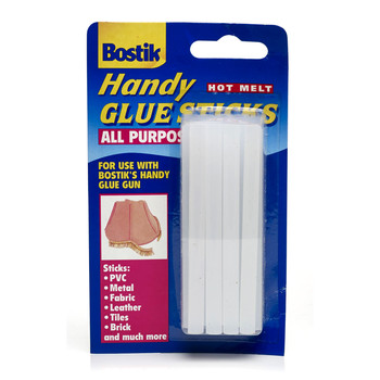 Bostik Hot Melt Glue All Purpose 14 Sticks