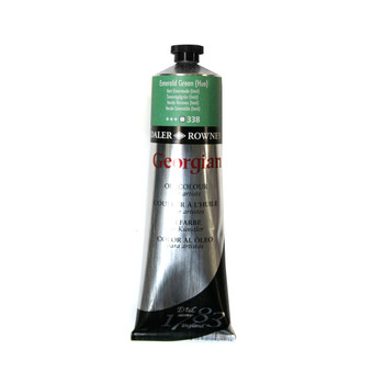 Georgian Oil 75ml Emerald Green