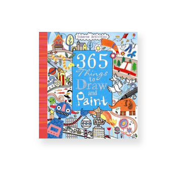 Usborne Activities 365 Things to Draw and Paint