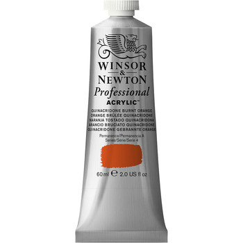 Artists' Acrylic 60ml Quinacridone Burnt Orange