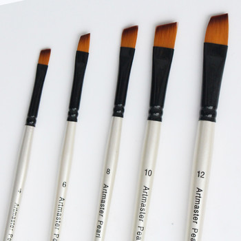 Pearl Watercolour Brush Angled