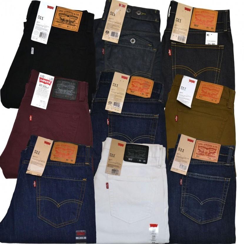 pantalones levis 511 slim fit originales importados de usa safebuy colombia. Black Bedroom Furniture Sets. Home Design Ideas