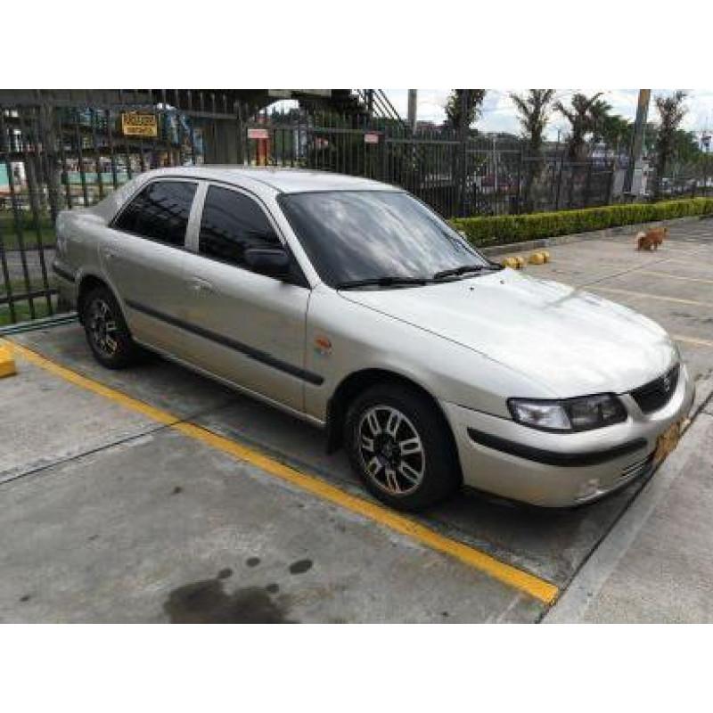 Mazda 626 milenio luz de cruce izquierda 98 00 for Milenio 3 horario