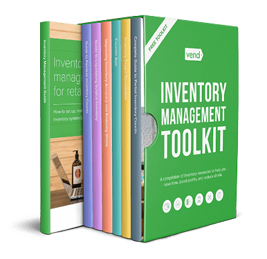 The complete Vend inventory toolkit