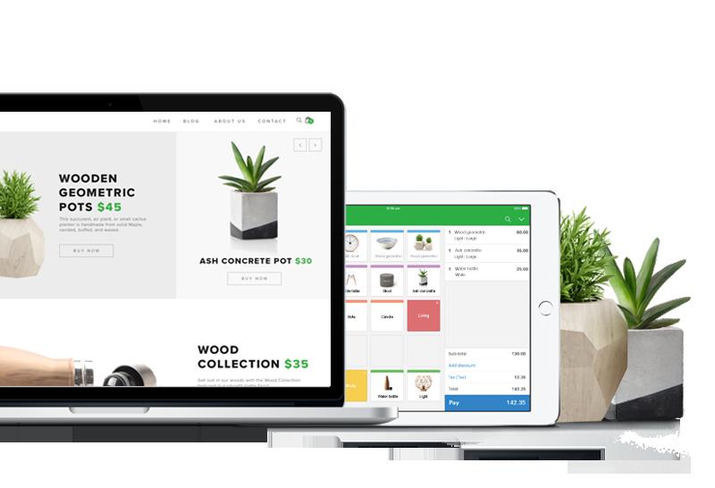 Vend POS + Shopify