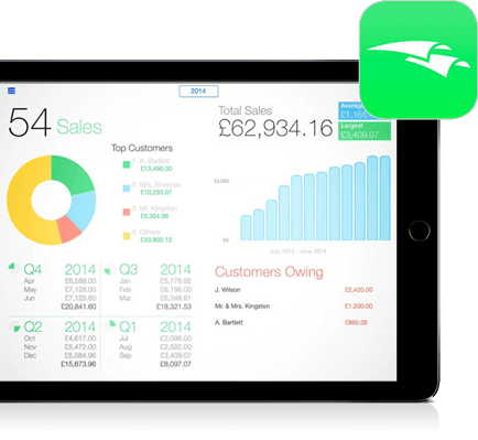 Invoice2go for iPad