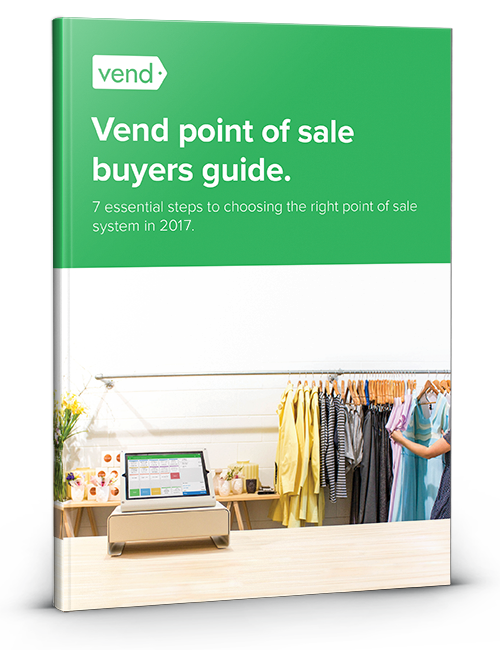 The POS buyers guide