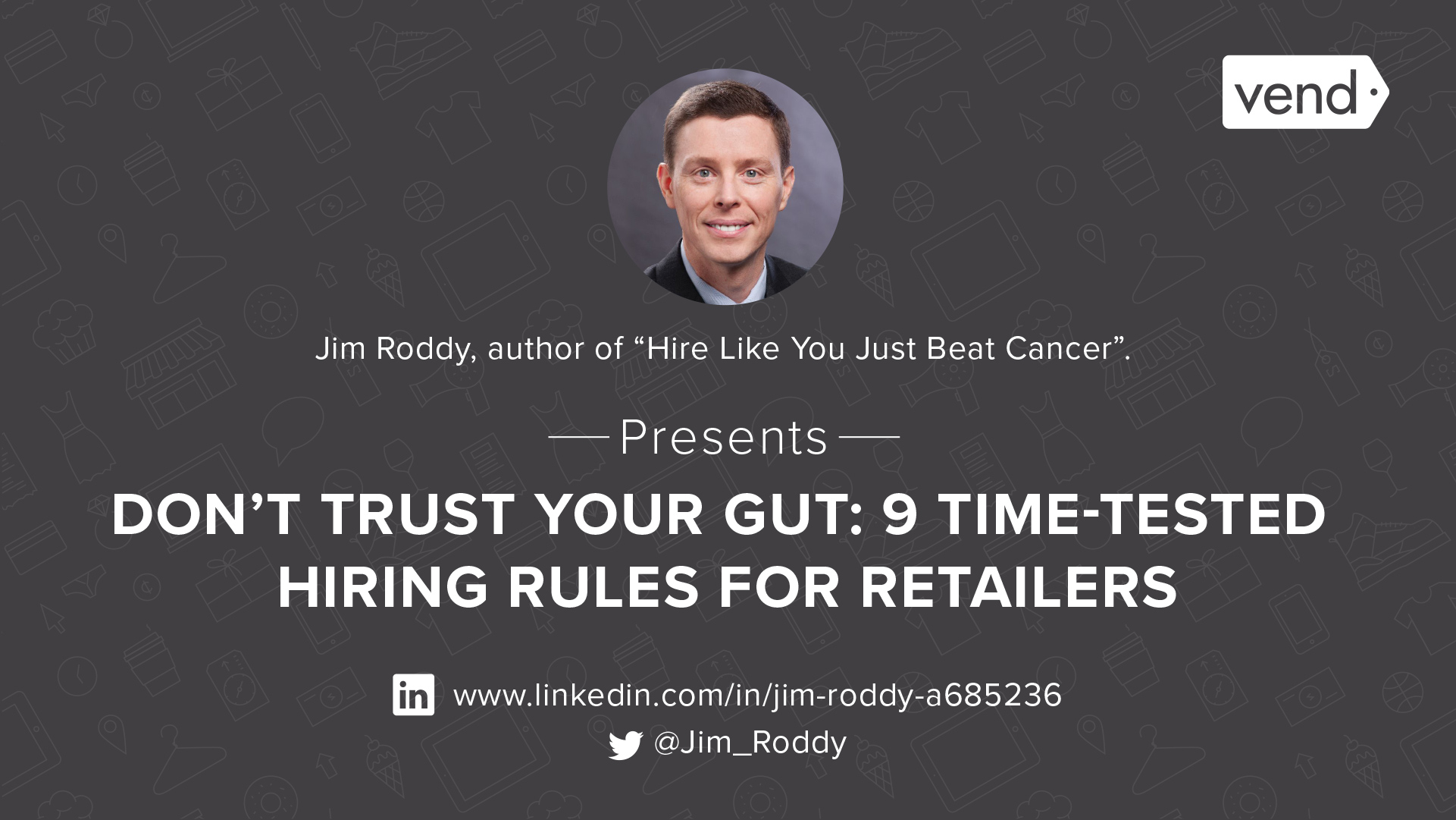 Retail Analytics Expert Webinar