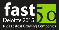 Deloitte NZ Fast 50 Award