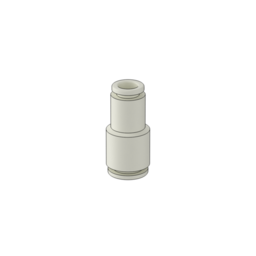6mm to 8mm inline One-touch Fitting