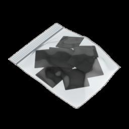 90x90mm Plastic End Cap (Bag of 10)