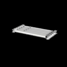 Poly-V Heavy Duty Conveyor Roller, 855mm