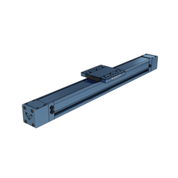 Enclosed Linear Profile Guide, 585mm Long
