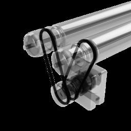 306mm Round Belt for Belt-Driven Conveyor