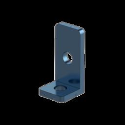 22.5mm x 45mm Aluminum Gusset