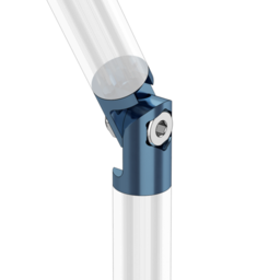 Round to Round Angle Connector