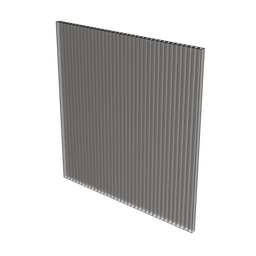 Multi-wall PC Panel, 8mm Thick