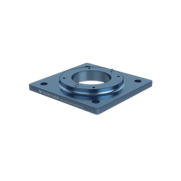 180x180mm UR3 Mounting plate, for Universal Robots