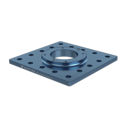 225x225mm UR3 Mounting plate, for Universal Robots