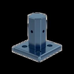 Mounting Fixture for Kinova Robot Arms