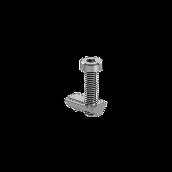 M8 x 30mm Screw With T-Nut