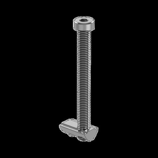 M8 x 80mm Screw With T-Nut